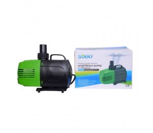 Amphibious pump ECO-4000A.